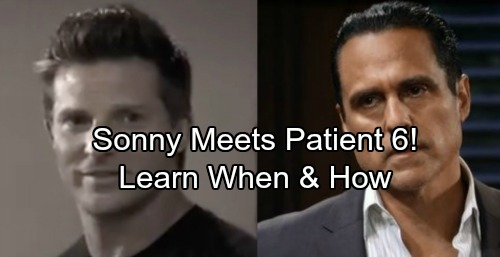 General Hospital Spoilers: Sonny's Shocking First Encounter With Patient 6 Face-to-Face - Learn When and How