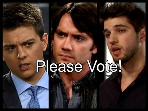 'General Hospital' Spoilers: Which of Sonny's Sons Is Your Favorite – Michael, Morgan or Dante?