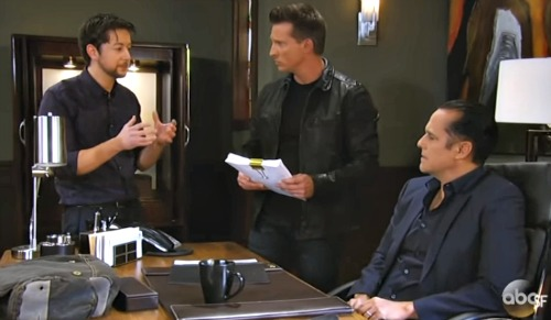 General Hospital Spoilers: Jason Learns Peter Is Faison's Son, Forces Traitor to Cooperate or Die