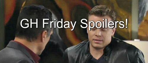 General Hospital (GH) Spoilers: Sonny Asks Jason For Deadly Help – Carly Gets Finn Black Market Kidney Warning
