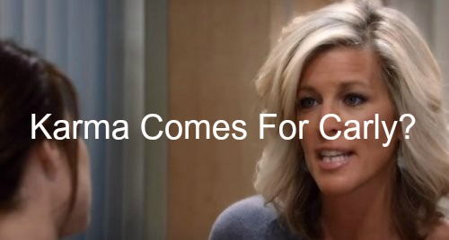 General Hospital (GH) Spoilers: Karma Comes For Carly After Vicious Attacks on Franco, Ava, Liz - PC's Biggest Hypocrite?