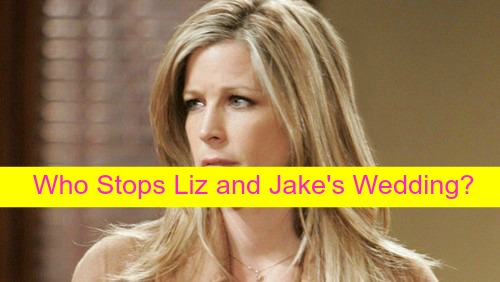 General Hospital (GH) Spoilers: Who Reveals Jason Morgan and Shuts Down Liz and Jake's Wedding?