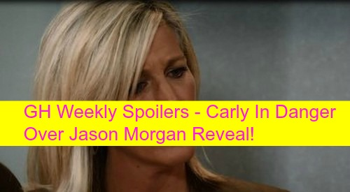 General Hospital (GH) Spoilers: Carly's Life at Risk Over Jake's Identity Reveal - Lulu Dumps Dante - Hayden Crushes Liz