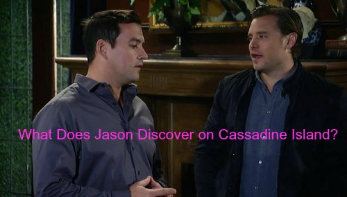 General Hospital (GH) Spoilers: Jason, Sam and Liz Go to Cassadine Island - Find Helena and Answers?