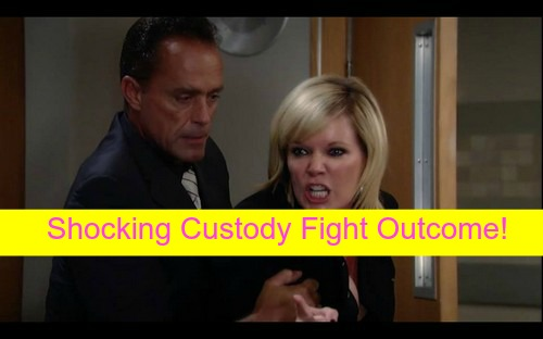General Hospital (GH) Spoilers: Avery Custody Battle Gets Ugly - Ava Tricks Sonny into Blowing Up in Court - Who Wins?