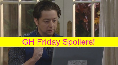 General Hospital (GH) Spoilers: Jake Kidnapped -  Carly On The Jason Morgan Trail - Lulu Crushed by Dante Cheating