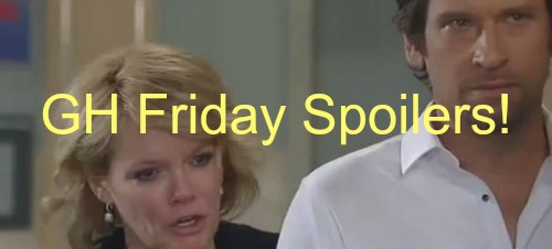 General Hospital Spoilers: Poor Kiki's Fate - Will Ava Leave GH in Handcuffs - Morgan Goes to Pentonville or Shadybrook?