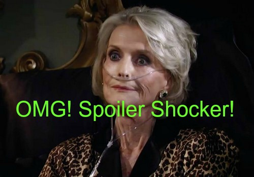 General Hospital (GH) Spoilers: Jason Confronts Helena - Answers to Mind Control, Robyn and Little Jake At Last