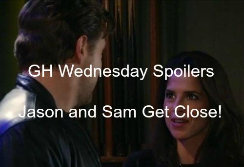 General Hospital (GH) Spoilers: Sam and Jason Finally Get Close - Robin-Patrick Proposal - Franco Schemes Against Julian