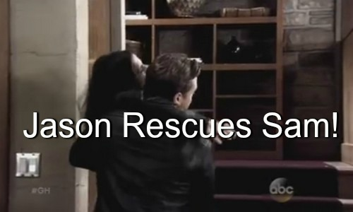 General Hospital (GH) Spoilers: Jason Rescues Sam From House Fire Inferno – Jake's Last Minute Honesty Saves the Day