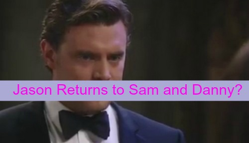 General Hospital (GH) Spoilers: Will Jason Break Liz's Heart and Move in With Sam and Danny - Can 'Jake' Leave True Love?