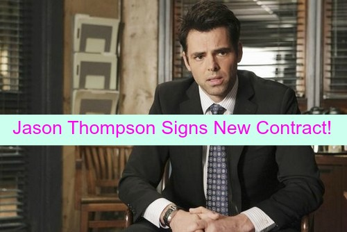 General Hospital Spoilers: Jason Patrick Signs GH Contract Extension - Dr. Patrick Drake Staying in Port Charles?
