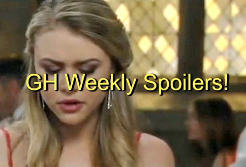 General Hospital (GH) Spoilers: Week of Feb 22 - Kiki Shot, Lulu Drowning - Anna Fails to Stop Bloody Mayhem