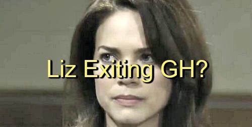 General Hospital Spoilers: Rebecca Herbst Leaving GH - Husband Michael Saucedo Tweets Bad News for Liz Future in Port Charles