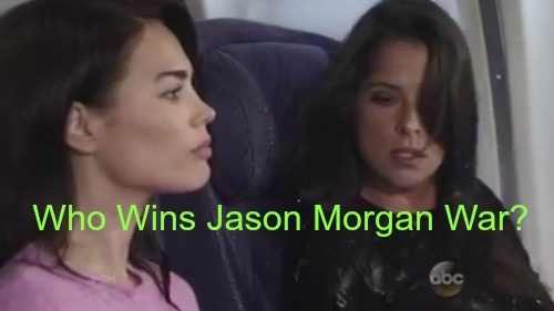General Hospital (GH) Spoilers: Sam and Liz Battle for Jason Gets Vicious – Who Will Win?