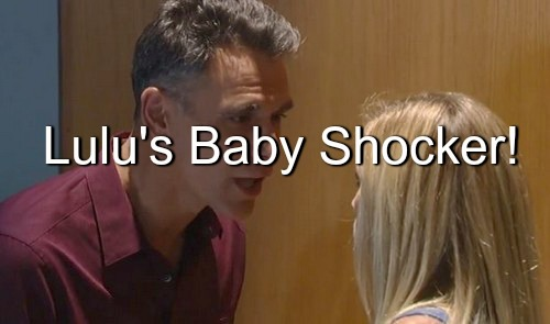 General Hospital (GH) Spoilers: Lulu Learns She Has a Child At Helena's Will Reading - Stavros Embryo or Baby Revealed?