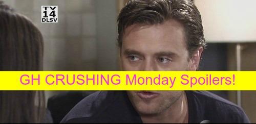 General Hospital (GH) Spoilers: Jason Morgan Revealed at Last - Dante Cheating Exposed - Liz Very Afraid For Wedding