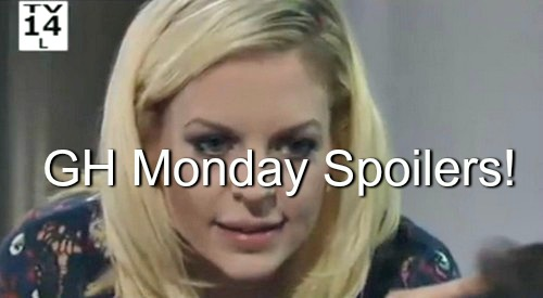 General Hospital (GH) Spoilers: Maxie Confronts Nathan on French Lover Claudette – Sam Misses Jason Badly