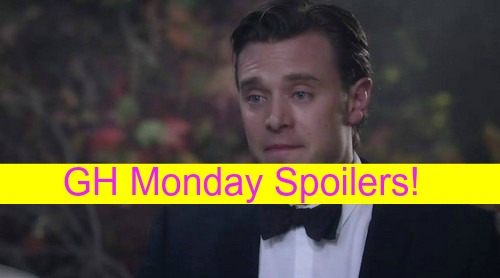 General Hospital (GH) Spoilers: Jake Reveals Jason Morgan Identity to Wedding Guests and Liz in Monday Shocker!