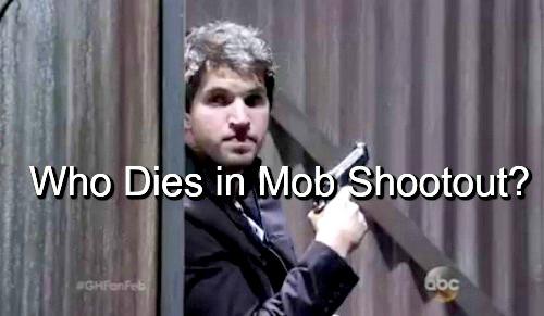 General Hospital Spoilers: Gunfire Shatters Julian-Alexis Wedding – Sonny Held Hostage – Lulu Drowning – Dixon & Raj Attack