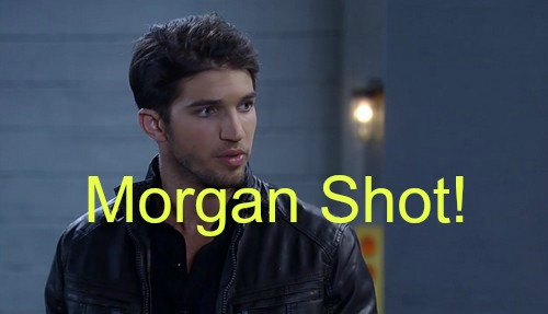 General Hospital (GH) Spoilers: Carly Leaves Sonny After Morgan Shot in Mob War Shootout