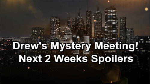 General Hospital Spoilers Next 2 Weeks: Kristina's Dangerous Choice – Drew's Mysterious Encounter – Laura and Felicia's Risky Mission