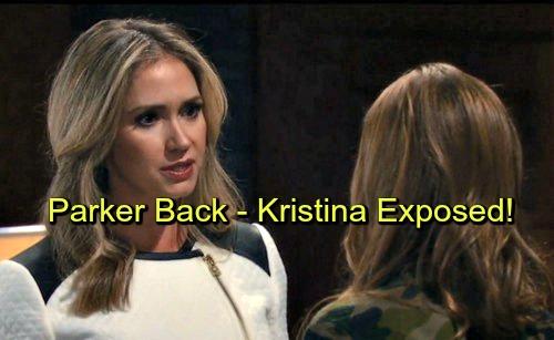 General Hospital (GH) Spoilers: Professor Parker Back to Port Charles – Kristina's Secret Relationship Desires Revealed