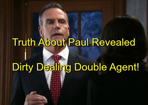 General Hospital (GH) Spoilers: Is Paul Really Undercover or is the DA a Dirty Dealing Double Agent?