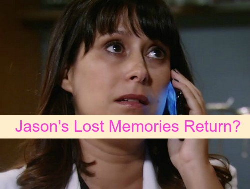 General Hospital (GH) Spoilers: Robin Back to Port Charles to Cure Jason Morgan - Restores Lost Memories?