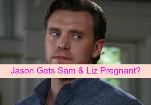 General Hospital (GH) Spoilers: Will Jason Get Both Sam and Liz Pregnant in Aftermath of the Reveal?