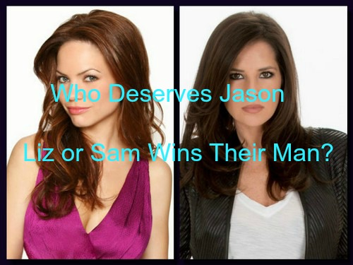 General Hospital (GH) Spoilers: Will Jason Settle Down With Sam or Liz - Who Really Deserves To Win Their Man?