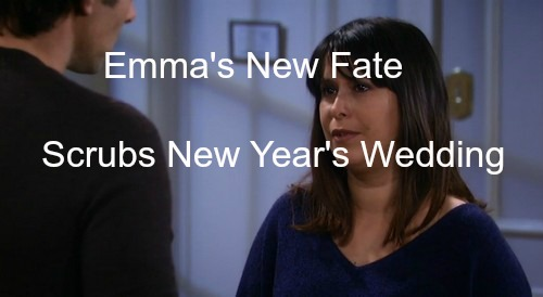 General Hospital (GH) Spoilers: Patrick and Robin New Year's Wedding - Emma Leaves Town With Parents?