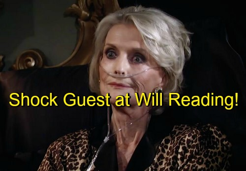 General Hospital (GH) Spoilers: Surprise Guest at Helena's Will Reading - Michael Easton's New Char, Luke, or Helena Herself?