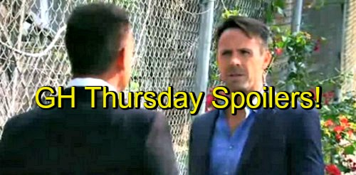 General Hospital (GH) Spoilers: Anna and Sonny's Shocking Paul Plan – Julian Flexes Mob Muscle to Protect Ava