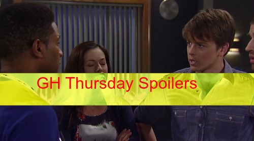 General Hospital (GH) Spoilers: Secrets and Surprising Baby News - Corinthos Mob Power Struggle