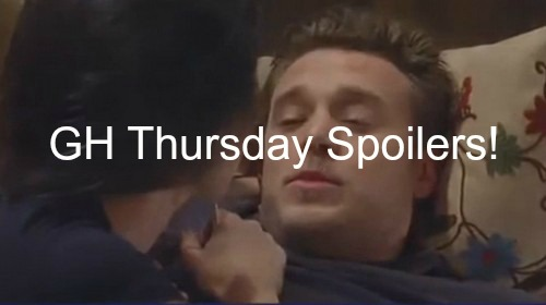 General Hospital Spoilers: JaSam Sleepover, Do Jason and Sam Make Love – Sonny and Carly Crushing News, Morgan Going to Jail?
