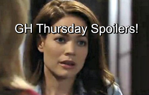 General Hospital (GH) Spoilers: Liz Stunned by Naomi Dreyfus-Berlin - Is Hayden Related to Key Character in Port Charles?