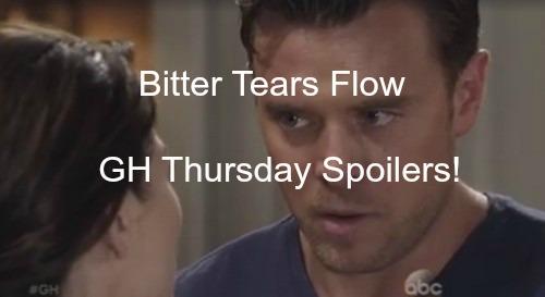 General Hospital (GH) Spoilers: Jason Ditches Hysterical Begging Liz - Patrick Dumps Sam – Robin in Mortal Danger