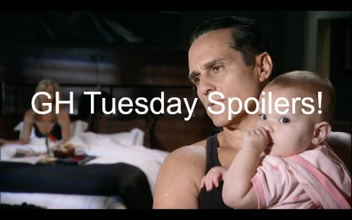 General Hospital (GH) Spoilers: Sonny and Dante Protect Avery, Plot Against Ava - Morgan Interferes, Winds Up in Grave Danger