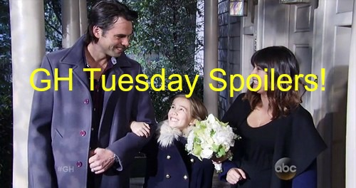 General Hospital (GH) Spoilers: Jason Attacks Liz – Anna Hunts Down Carlos, Threatens Julian – Sabrina Rushed to Hospital