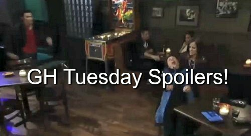 General Hospital (GH) Spoilers: Griffin Saves Tracy – Sam and Jason Heat Up - Jordan Comes After Ava, Can Paul Stop Her?