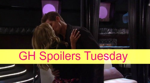 General Hospital (GH) Spoilers: Sabrina Leaks Pregnancy Secret - DNA Test for Olivia's 'Adopted' Baby Boy