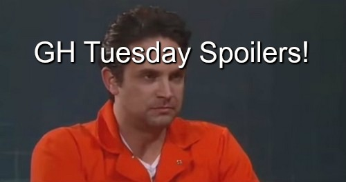 General Hospital (GH) Spoilers: Lulu Cries For Johnny – Dante Sticks To Divorce – Julian Tries to Make Peace with Sonny