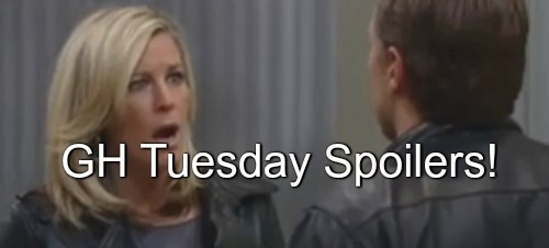 General Hospital (GH) Spoilers: Ava Quits - Panicked Liz Worried Jake Run Down Again – Anna and Robert Arrested