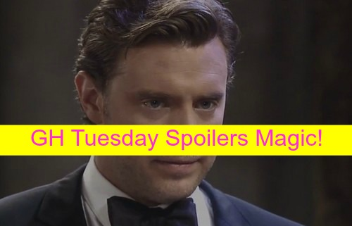 General Hospital (GH) Spoilers: Carly Confirms Jason Morgan ID with DNA - Lulu Beats Up Dante - Kiki Causes Terrible Accident