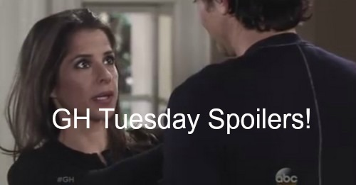 General Hospital (GH) Spoilers: Carlos Changes Everything - Sam Begs Patrick After Jason Rejection - Helena Really Dead?