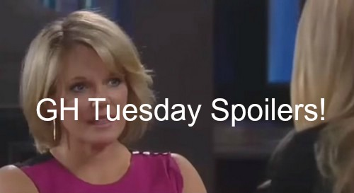 General Hospital (GH) Spoilers: Sonny Wheelchair Trouble - Paul Makes Threats – Anna Corners Sabrina – Ava Sets Kiki Off