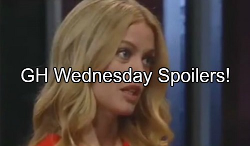'General Hospital' Spoilers: Nathan Orders Claudette to Leave Town – Alexis Sets up Julian with PCPD Wire