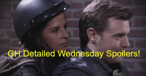 General Hospital (GH) Spoilers: Jason Meets Up With Spinelli - Patrick Breaks Up With Sam - Is Dante in Trouble?