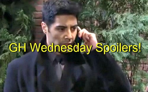 General Hospital (GH) Spoilers: Morgan Gets Dumped Then Fired – Paul and Anna Spar – Lulu in Danger Zone - Sonny Schemes